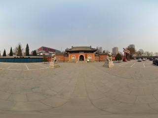 大钟寺山门