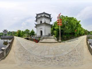 文昌塔全景