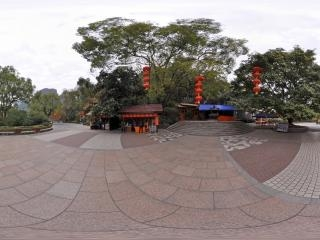 文化园全景