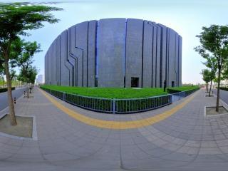 数字北京大厦全景