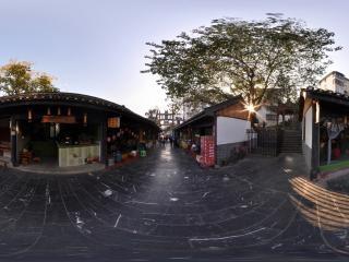 秦城街全景