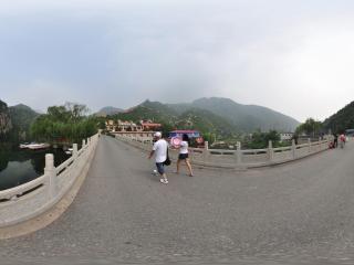 青龙池全景