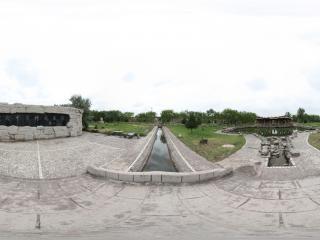 邓小平题字的广场