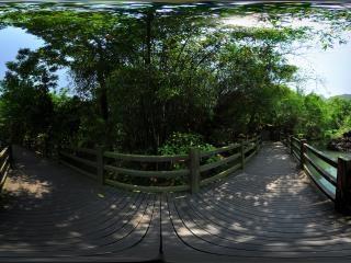 水榭回廊四
