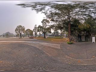 水景宫门口