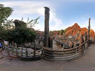 北京—北京欢乐谷玛雅文明