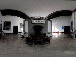 侧大厅全景