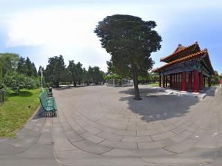 北京—北京中山公园宰牲亭