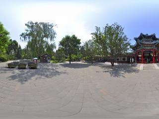 北京—北京中山公园愉园
