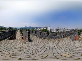 古城墙2全景