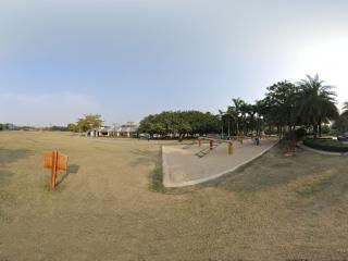 海上田园全景