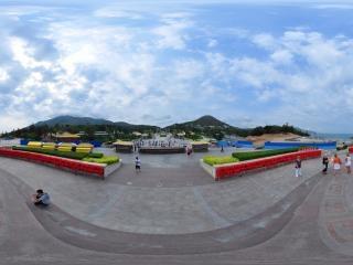 海上观音广场