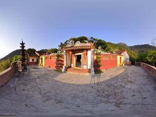 圣寿寺全景