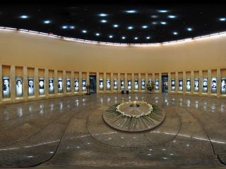 集中营纪念馆全景