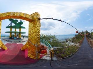 海誓山盟索桥
