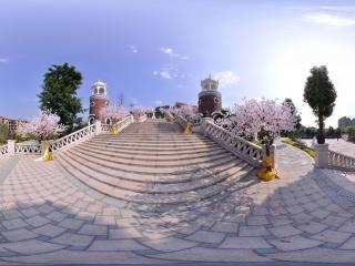 婚礼广场入口