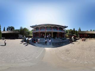 北宫门正门