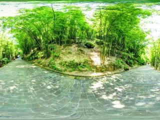 神龟石全景
