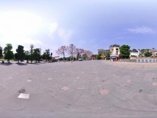 客天下游乐场广场