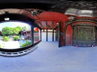 寿佛寺寿佛雕像全景