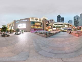海岸城购物中心海德广场2全景