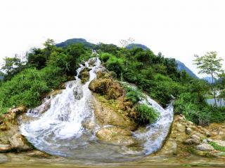 翠谷瀑布2