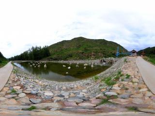 焉支山虚拟旅游