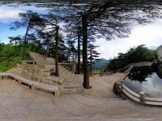 甘露泉全景