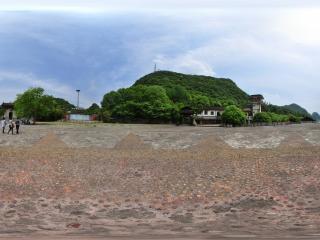 岛中小广场