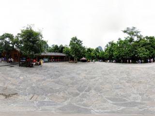 鸳鸯湖售票处