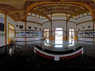 小七孔展示大厅