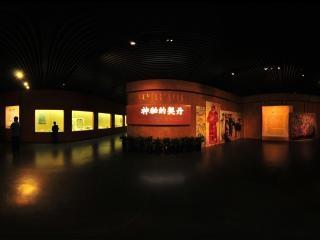安徽博物馆全景