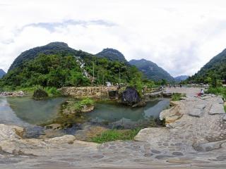 翠谷瀑布1