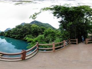 鸳鸯湖上湖