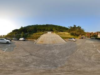 纪念林停车场