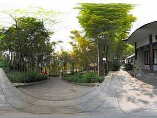 孔子文化苑全景