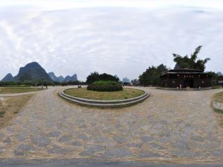 阳朔大榕树景区