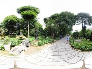 盆景园2全景