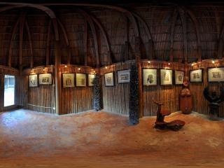 非洲雕刻工艺展览