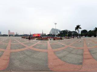 南宁民族广场虚拟旅游