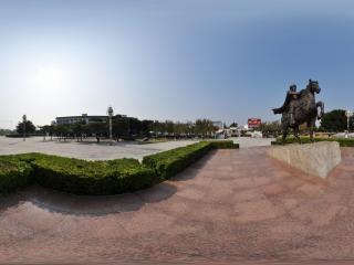 刘永福故居全景