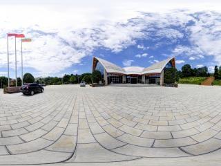 百里杜鹃展览馆