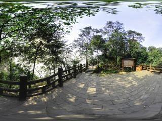 佛光岩全景