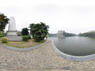 广西大学虚拟旅游