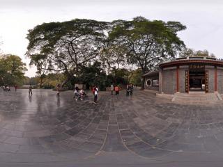 柳宗元纪念馆全景