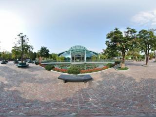 四季植物馆外观