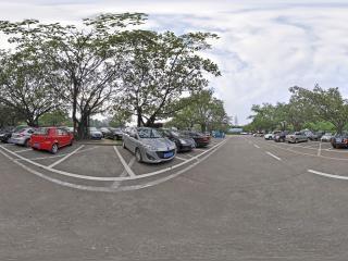 停车场3全景