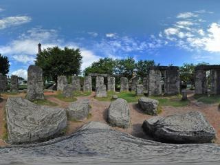英国斯顿亨治环状列石