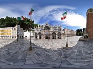 意大利圣马可广场