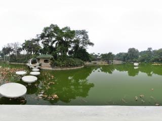南宁人民公园全景